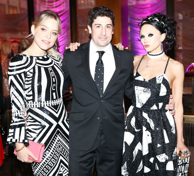 Jenny mollen jason biggs stacey bendet